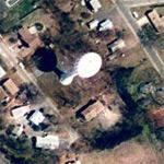 """Joseph H. Bourbeau Water Tank"" (Google Maps)"