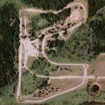 Bicycle race at Blackhawk Farms Raceway (Google Maps)