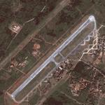Sri Lanka Air Force Base Palaly (JAF) (Google Maps)