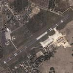 Dibrugarh Airport (DIB) (Google Maps)