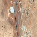 Thumrait Air Base (Google Maps)