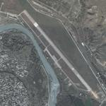 Tbilisi Soganlug Air Base (Google Maps)