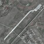 Farkhor Air Base (Google Maps)