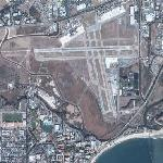 Santa Barbara Municipal Airport (Google Maps)