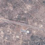 Luena Airport (LUO)