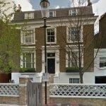 Simon Cowell's London House