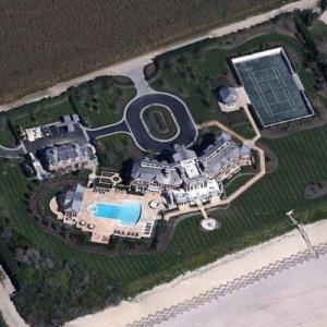 David Tepper's House (Google Maps)