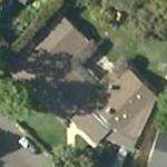 Carrie-Anne Moss' House (Google Maps)