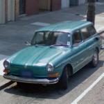 Volkswagen VW Type 3 Variant 8/1969–7/1973 (StreetView)