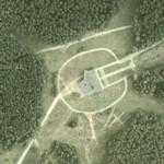 Chelmno Extermination Camp, Memorial and mass grave (Google Maps)