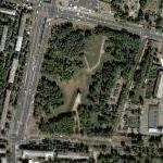 Jewish masacre site Babi Yar (Google Maps)