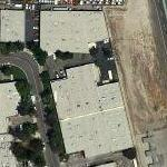 "Jay Leno's ""Big Dog Garage"" (Google Maps)"