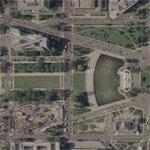 National Mall (Google Maps)