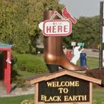 Giant Cowboy Boot