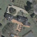 Larry Gagosian's house (Google Maps)