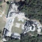 Edzna Mayan Ruins