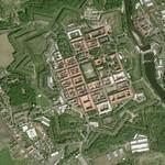 Concentration Camp Theresienstadt (Google Maps)