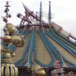 Space Mountain (StreetView)