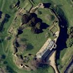 Bonneville-sur-Touques castle (Google Maps)