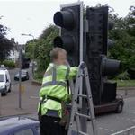 Problems with the traffic lights