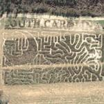 West Farm Corn Maze