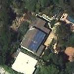Alicia Silverstone's House (Google Maps)