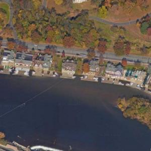 Boathouse Row (Google Maps)