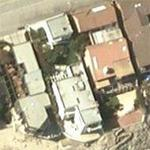 Barry Manilow's house (former) (Google Maps)