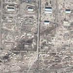 Baghdad Bomb Craters (Google Maps)