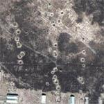 Baghdad Bomb Craters II (Google Maps)