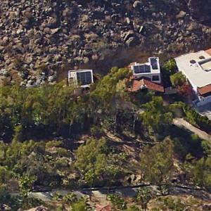 Barry Manilow's House (Google Maps)