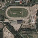 Vermo horse racing track