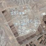 Isfahan Nuclear Processing Facility (Google Maps)