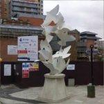 'Doves of Peace' by Michael Lyons (StreetView)
