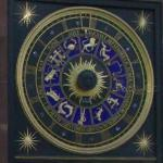 Bracken House astronomical clock (StreetView)