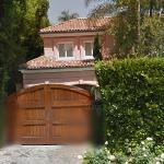 Christina Aguilera's house