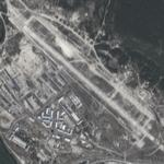 Alakurtti Naval Air Base (Google Maps)