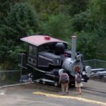 Pikes Peak Cog Railway Locomotive (StreetView)