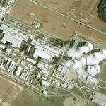 Dukovany Nuclear Power Station (Google Maps)