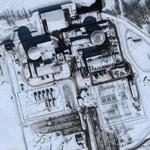 Gentilly Nuclear Generating Station (Google Maps)