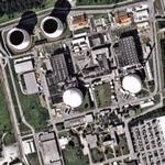 Biblis Nuclear Power Plant (Google Maps)
