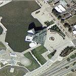 Rock N Roll Hall of Fame (Google Maps)