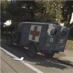 M-43 3/4 ton 4x4 Ambulance Truck