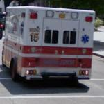 District of Columbia - FIRE & EMS UNIT - MEDIC 15