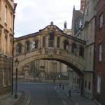 Bridge of Sighs (Oxford) (StreetView)