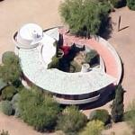 'David Wright House' by Frank Lloyd Wright (Google Maps)