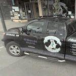 ED Boudreaux's Pickup Truck