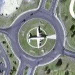 C-118 on static display (Google Maps)