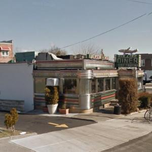 Airline Diner from 'Goodfellas' (StreetView)