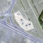 F-4, A-4B and A-7 on static display (Google Maps)